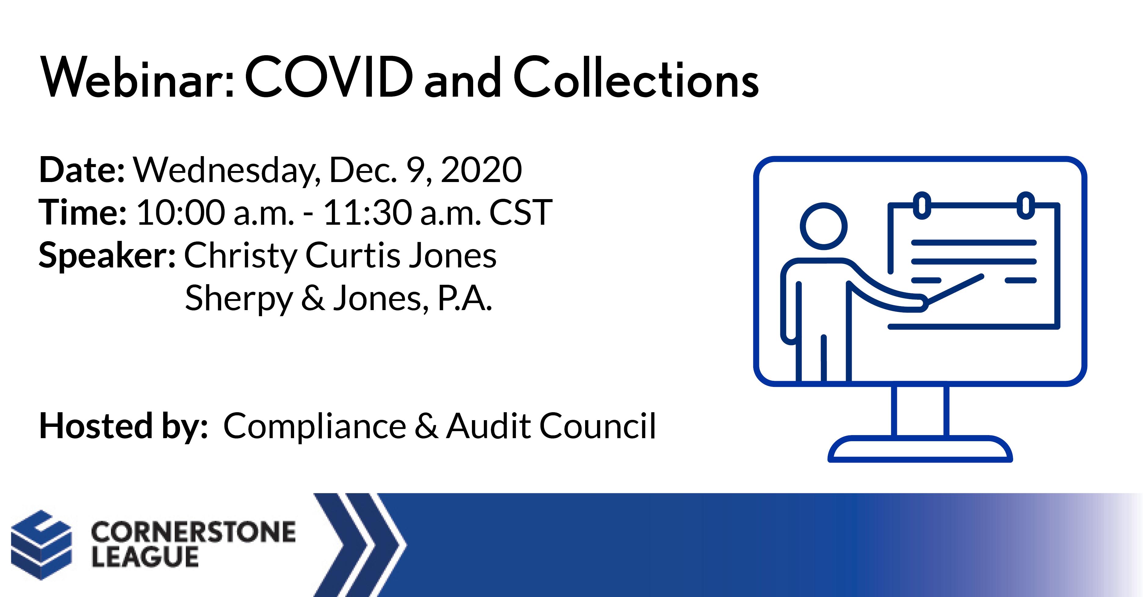 Compliance & Audit Council Webinar