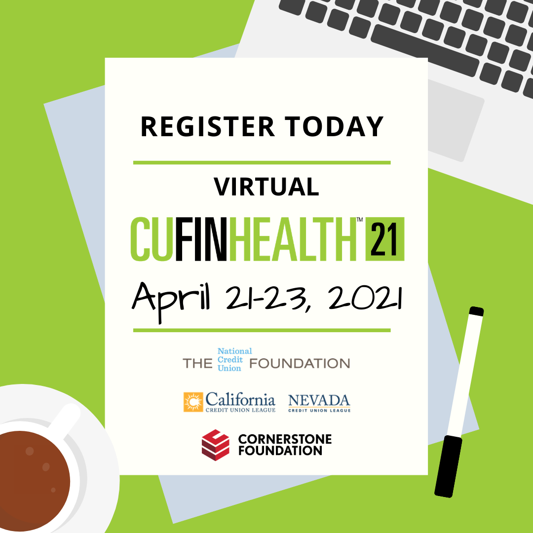 Register Today for CU FinHealth21